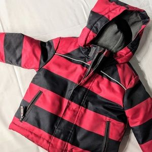 CHEROKEE COAT WITH ZIP OUT LINER SIZE 18 months